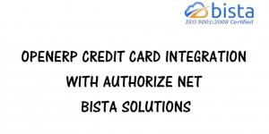 Odoo OpenERP Credit Card Integration with Authorize net Bista…