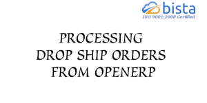 Processing Drop Ship orders from OpenERP