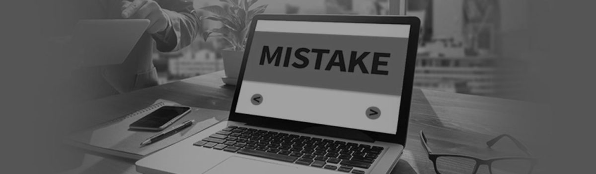 Top 5 Mistakes while Implementing ERP