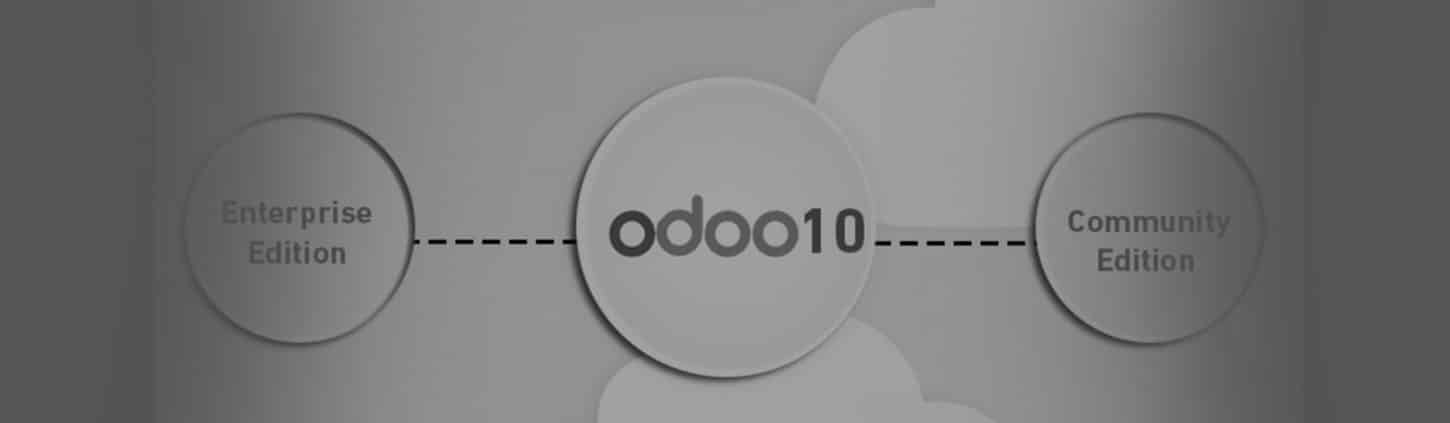 ODOO v10:Community vs Enterprise edition
