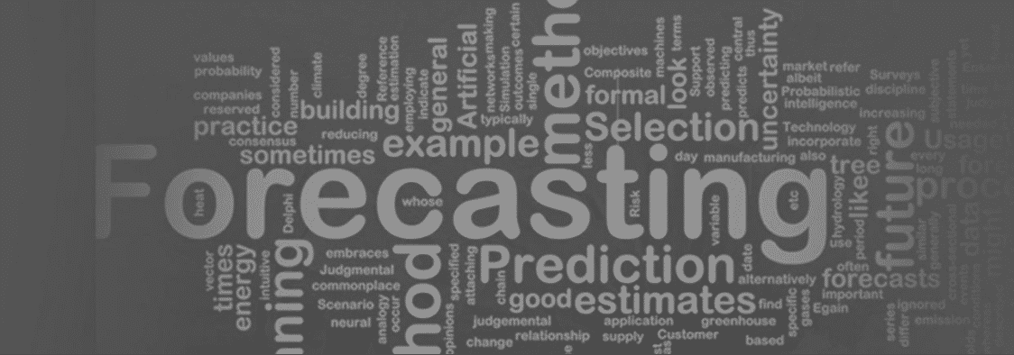 Choosing a Right Forecasting Method