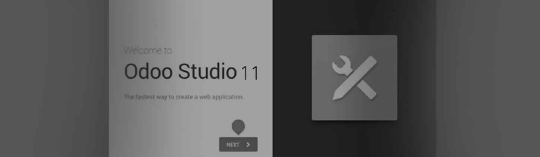 Odoo Studio 11 Preview Tour