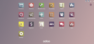 Odoo image front