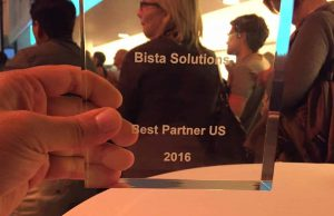Odoo best partner US 2016 plaque