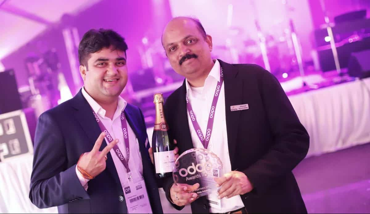 "Bista Solutions Wins ""Odoo Best Partner 2018"" for North America"