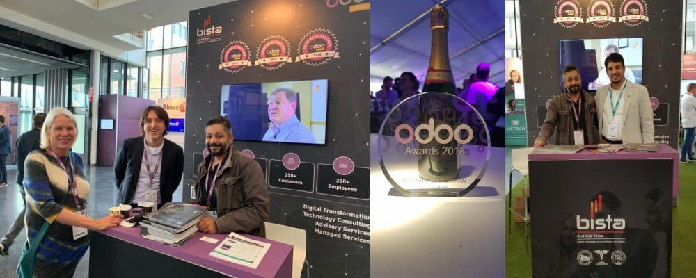 Odoo Partner | Bista Solutions, Odoo Implementation and Customization Company