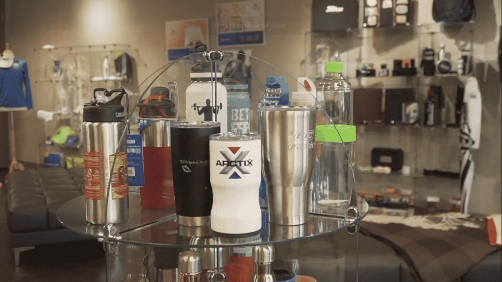 Pinnacle promotions mugs