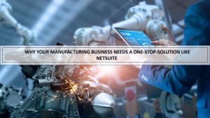 Netsuite Manufacturing
