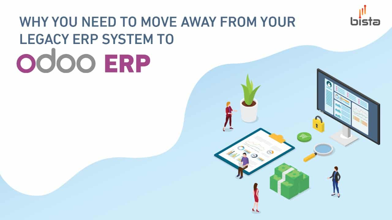 Legacy Software vs Odoo ERP