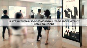 NetSuite Retail