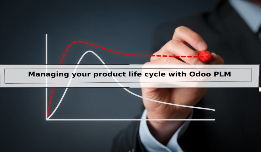 Managing your product's life cycle with Odoo PLM