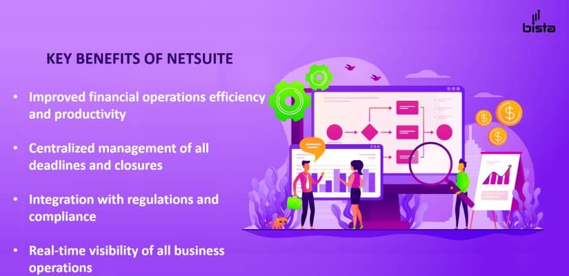 key benefits of NetSuite implementation