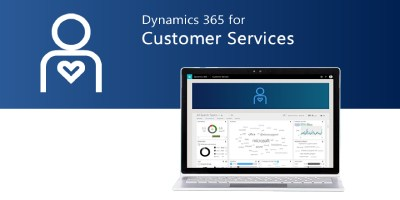 Microsoft Dynamics 365 for Customer services