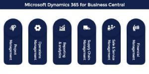 Micrososft Dynamics 365 Business Central