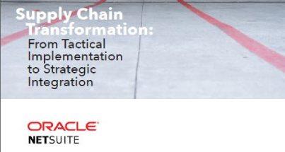 NetSuite supply chain white paper