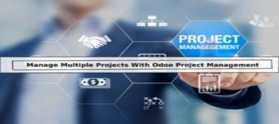 Odoo Project Management explained with demo screens