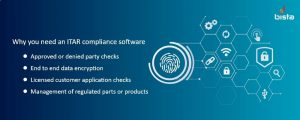 ITAR compliance software