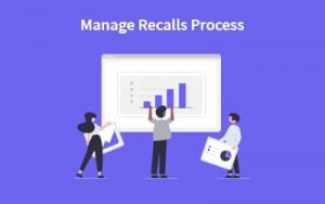 Food Wholesale & Distribution ERP Manage Recalls Process