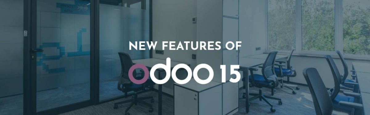Odoo 15 New Features