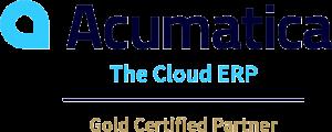 Acumatica certified gold partner