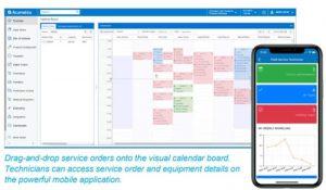 Acumatica Service Management