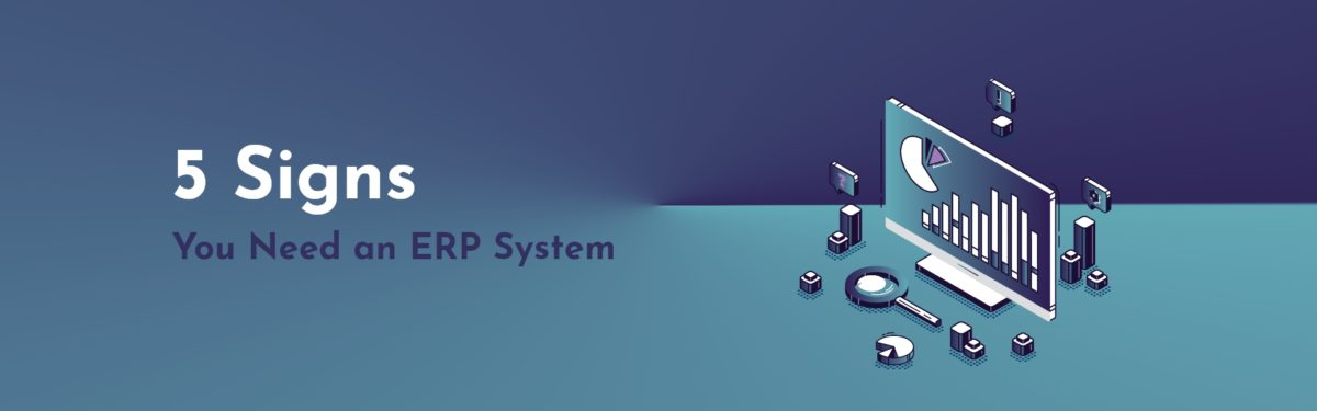 5 Signs You Need an ERP System