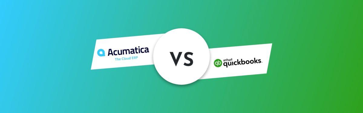 Acumatica vs QuickBooks