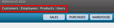 customers-employeee-product-user